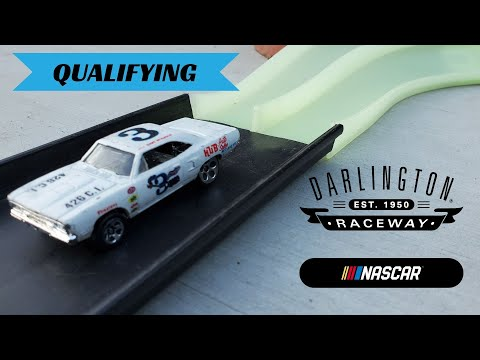 NASCAR Cup Qualifying 2019 At Darlington Raceway