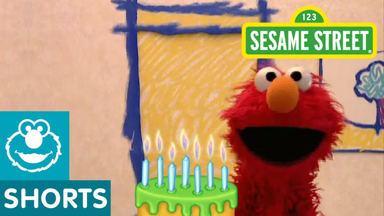 Sesame Street Elmos World