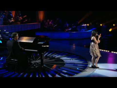 Charice in Vegas with David Foster Bodyguard Medley