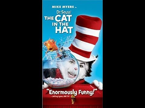 2839512f Opening to The Cat in the Hat 2004 VHS - YouTube
