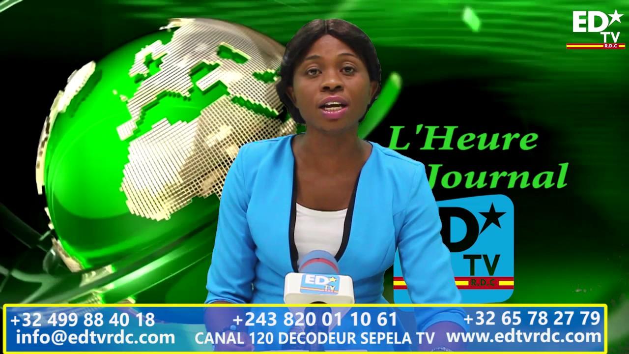 EDTV LE JOURNAL DU 03 MAI 2017