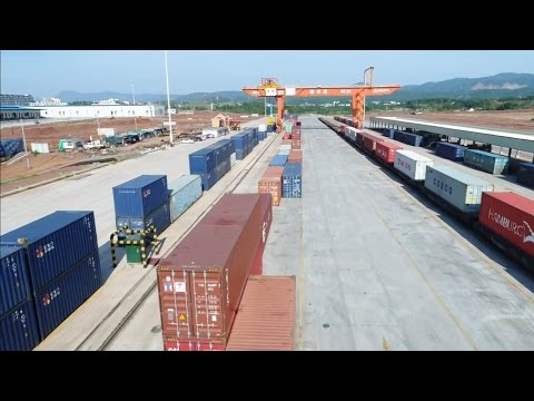 Inland port in Jiangxi, China caters to growing furniture trade along Belt and Road