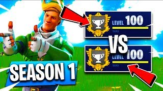 Competitive SEASON 1 Changes Everything!! ( Fortnite Update News )
