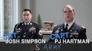 DisruptEDtv 204   Army Outreach Programs with Sergeant Josh Simpson & Captain PJ Hartman