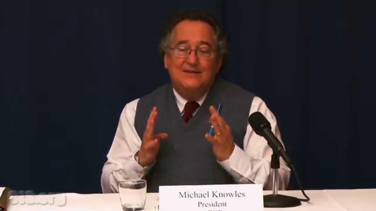 Image result for michael knowles uscis union