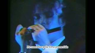The Cure - Wailing Wall TRADUÇÃO (Live In Japan)