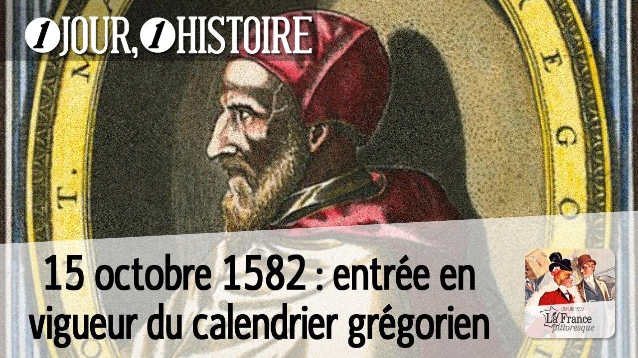 """Résultat de recherche d'images pour """"15 octobre 1582"""""""