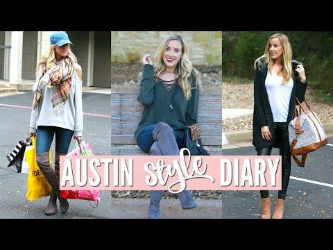 TRAVEL STYLE DIARY | Austin, TX