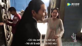 [Vietsub] Tam sinh tam thế Thập lý đào hoa BTS | Ep. 43 - cặp đôi phá hoại =))
