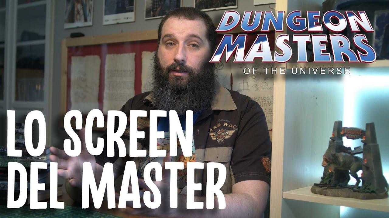 DMOTU E11 - Lo Screen del Master