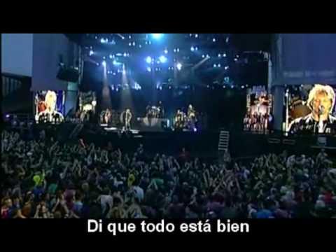 Say It Isn`t So - Bon Jovi - Subtitulado Subtítulos Español
