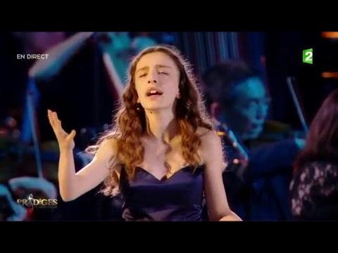 Lucile chante « Turandot - Nessum Dorma » de Puccini - Prodiges