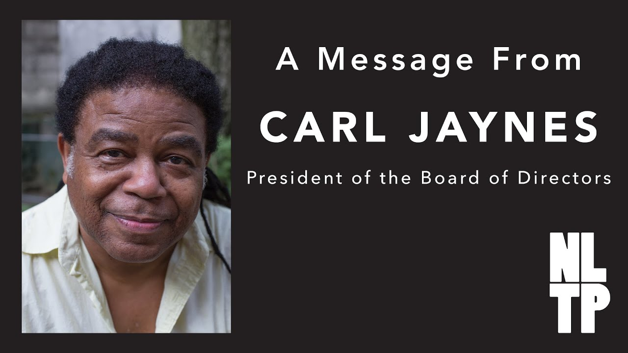 Message from Carl Jaynes, Board President