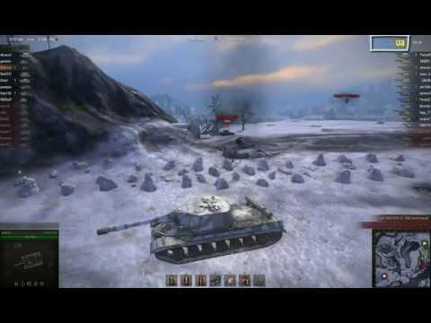 Лучший Бой WoT -- Объект 268  11312 ДАМАГА -10 Танков