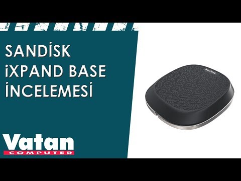 Sandisk IXPand Base İncelemesi