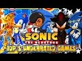 My Top 5 Underrated Sonic Games - 5th Anniversary!