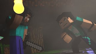 Rap Minecraft Paraíso | Ft TAUZ (Minecraft Animation)