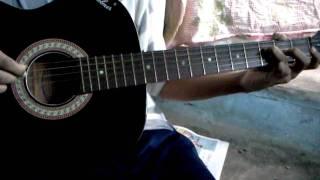 Pal pal har pal guitar tab(munnabhai mbbs)