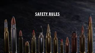 Universal Rules Of Firearms Safety
