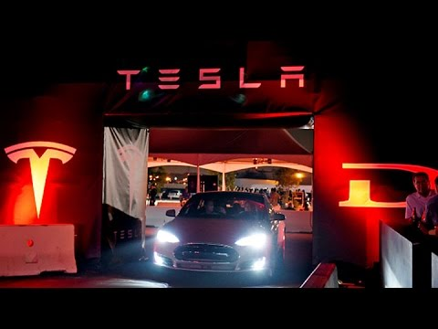 Musk Says Tesla China Sales Decline Will Be Temporary