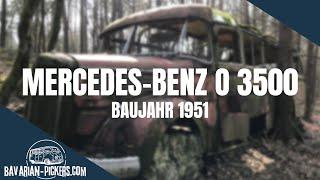 "Bergung ""Mercedes-Benz O 3500"" Ominbus    -  Bavarian Pickers"