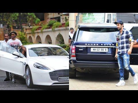 Ranbir Kapoor VS Ranveer Singh Car Collection