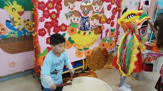 Samuel's School Mini fair||Chinese  New year 2019||