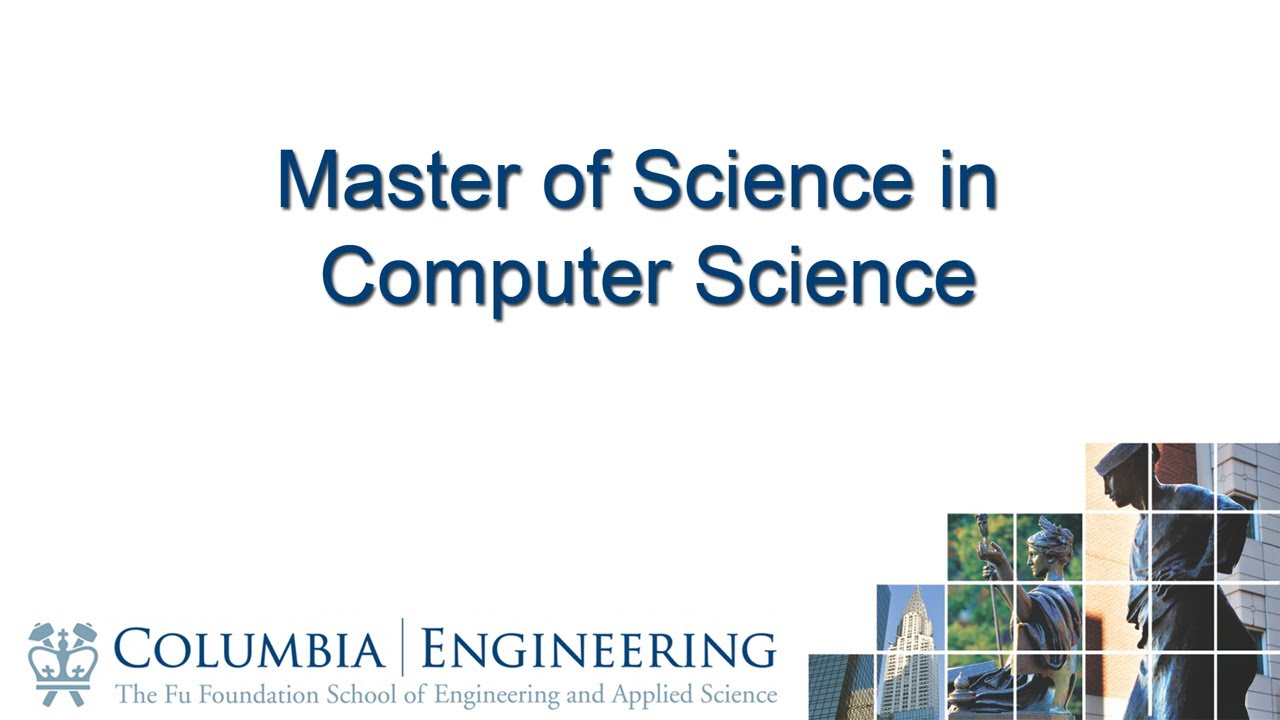 Computer in master report science thesis