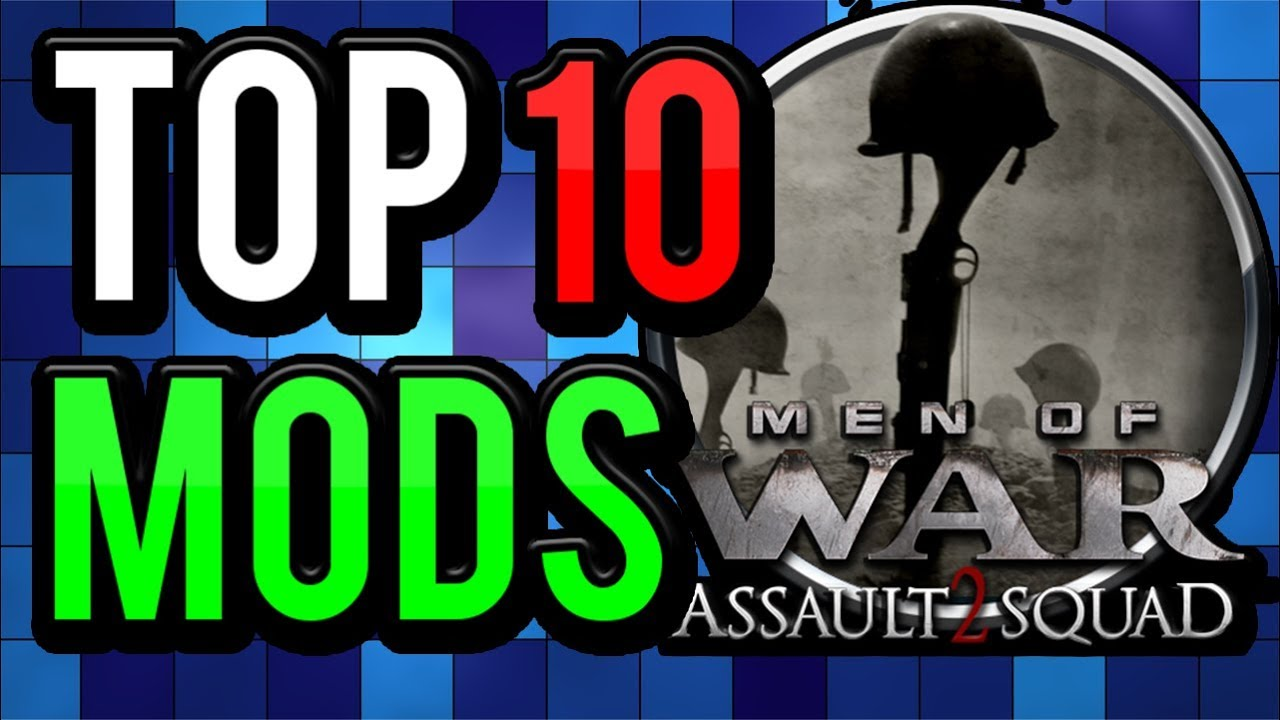 Best men of war assault squad 2 mods multi programme youtube
