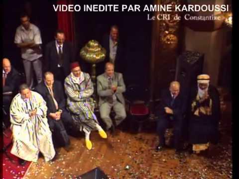 Hommage Exceptionnelle Rendu Par Les Artistes Au Maitre Du Malouf Mohamed Taher Fergani