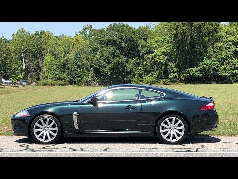 2008 Jaguar XK (X150) Review