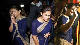 Beauty Queen Nayanthara's Mass Response From Fans || Lady Superstar Nayanthara