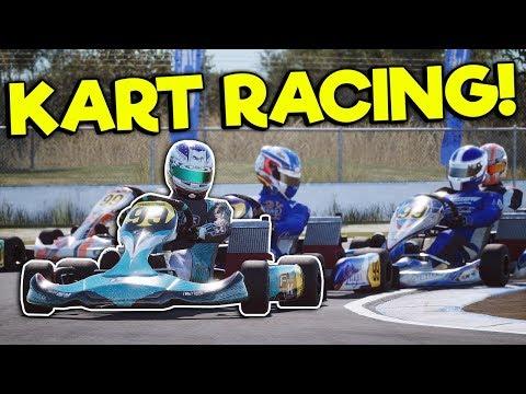 KART RACING CRASHES & 600K UPDATE! - KartKraft Gameplay First Look |