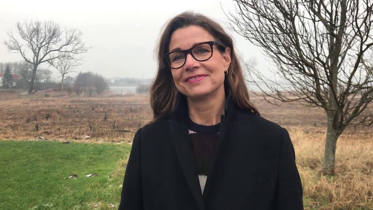 Pernille Weiss om fjernvarme, energi og EP-valg