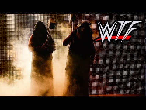 WWE SmackDown Live WTF Moments | Bludgeon Brothers & NXT Ladies Debut