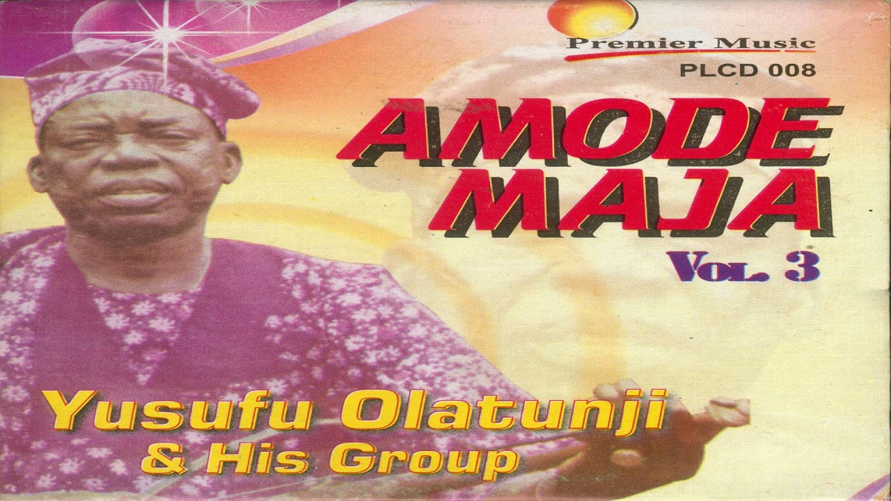 Download Yusufu Olatunji & His Group Tijani Akinyele Alimi Okerayi Yusufu Olatunji Sule Apena Lahaja Raliatu