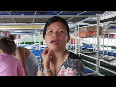 Arriving Talibon Bohol,  Philippines 2016