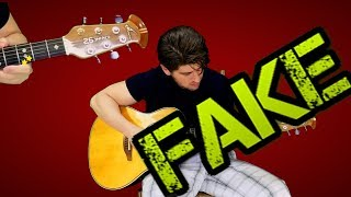 How to Fake Being Good at GUITAR!