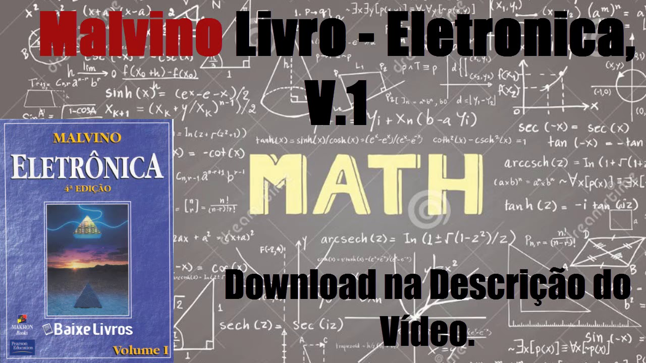 Malvino download eletronica.