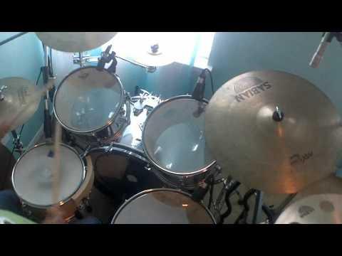 Todd Rasean - High Praise (Drum Cover) Judith Christie McAllister