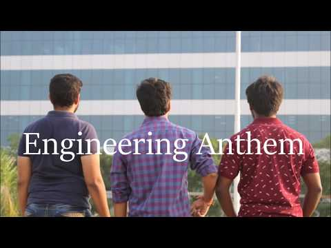 The Engineering Song | Engineering Anthem | The Engineering Student Life Story