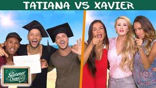 Summer Class du 12/07/2017 : Tatiana vs Xavier