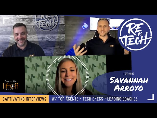 Savannah Arroyo - How To Build Your Networth With Multi-family Syndications | RE vs. TECH | Ep#84
