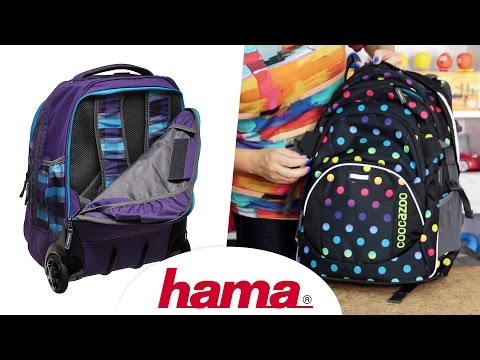 Plecaki Step by Step, All Out, Coocazoo firmy hama