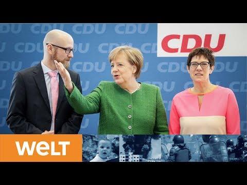 CDU hör' die Signale: So will Angela Merkel Christdemokraten für die Zukunft aufstellen
