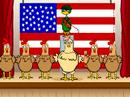 The Cluck of July