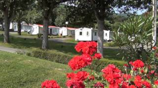 Camping Mendi Azpian trois étoiles - Pays Basque