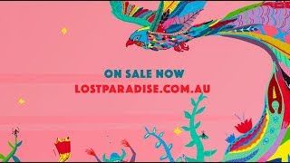 Lost Paradise 2017 - Full Lineup Announcement