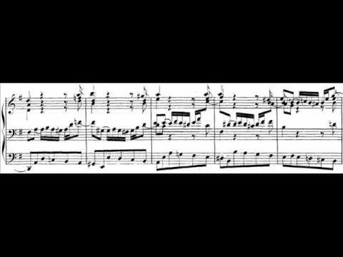 J.S. Bach - BWV 548 - Praeludium e-moll / E minor