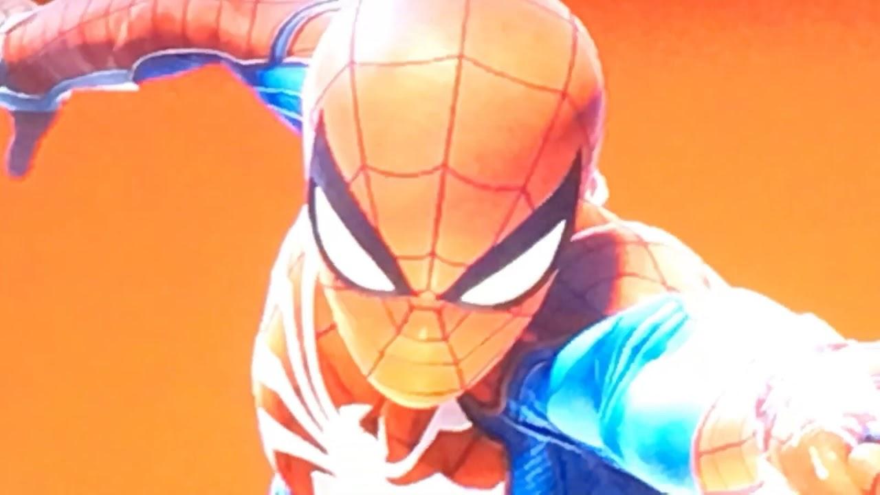 Spider man PS4 god mode code